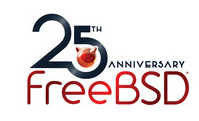 25thFreeBSDLogo4Color